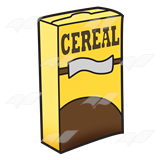 Cereal Box Clipart & Cereal Box Clip Art Images.