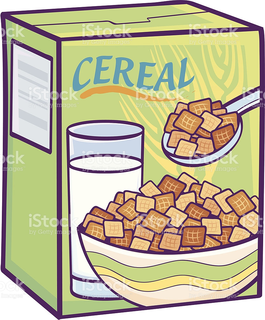 Cereal Boc Clipart Clipground