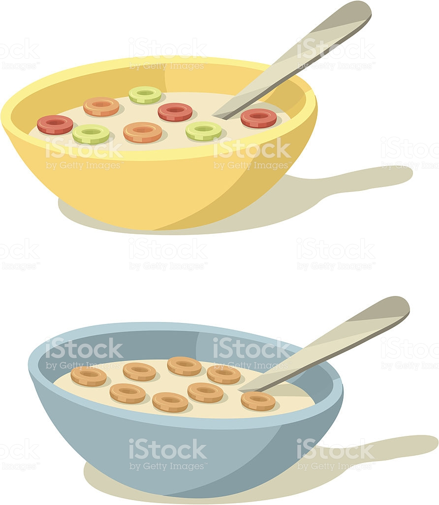 Collection of 14 free Cereal clipart break fast sales clipart.