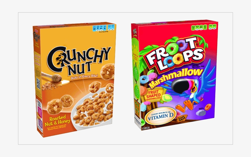 Cereal Box Png Download.