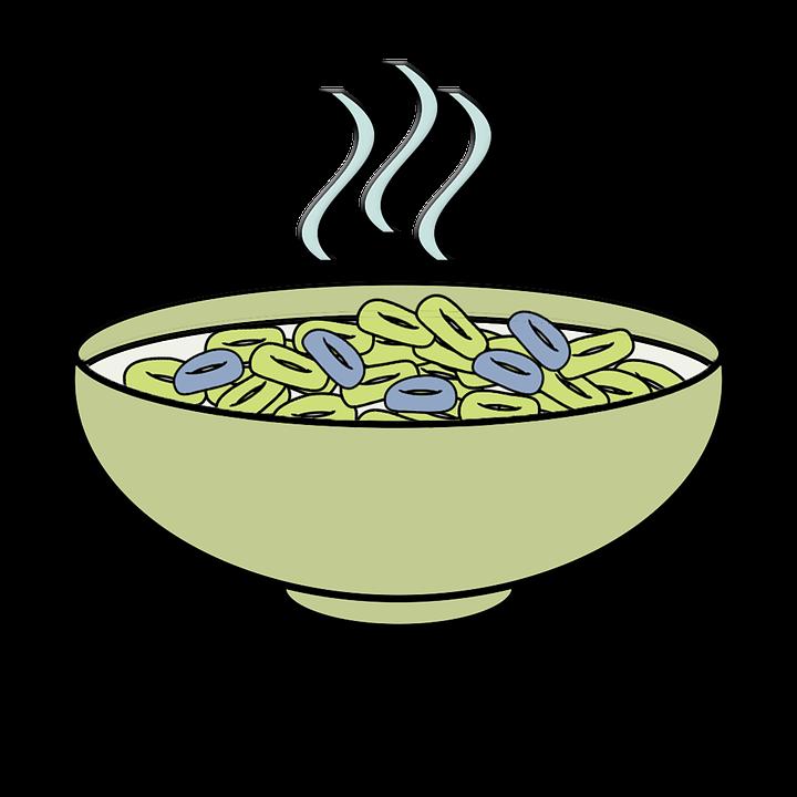 Cereal Clipart Cartoon.