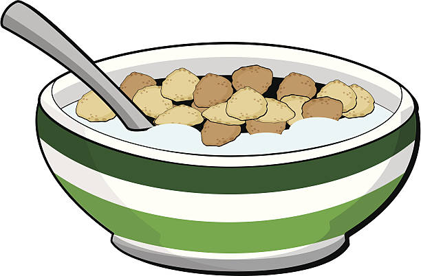 103+ Cereal Clipart.