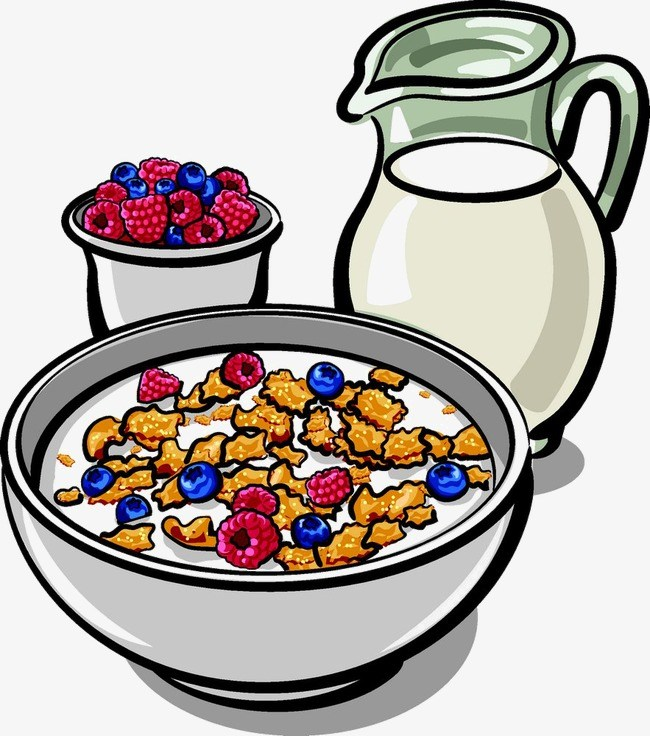 Cereal clipart free 7 » Clipart Portal.