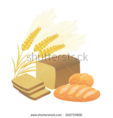 Whole Grain Stock Photos, Royalty.