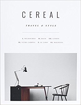 Cereal Magazine Vol. 9: Travel & Style: Rosa Park: 9772051327009.