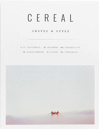 Cereal Magazine magazine on Magpile.