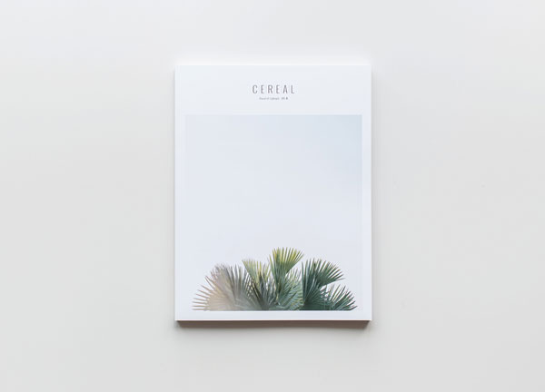 The Stack interview: Cereal magazine.