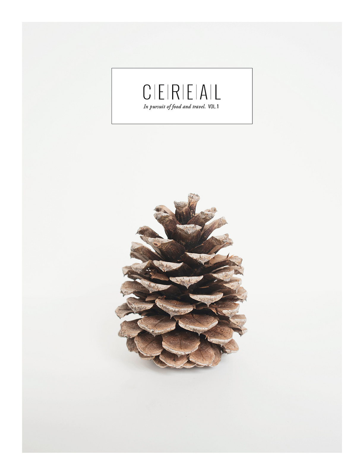 At work with: Rosa Park, Cereal Magazine.