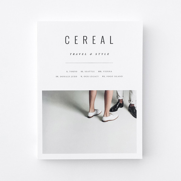 Cereal Magazine No 10.