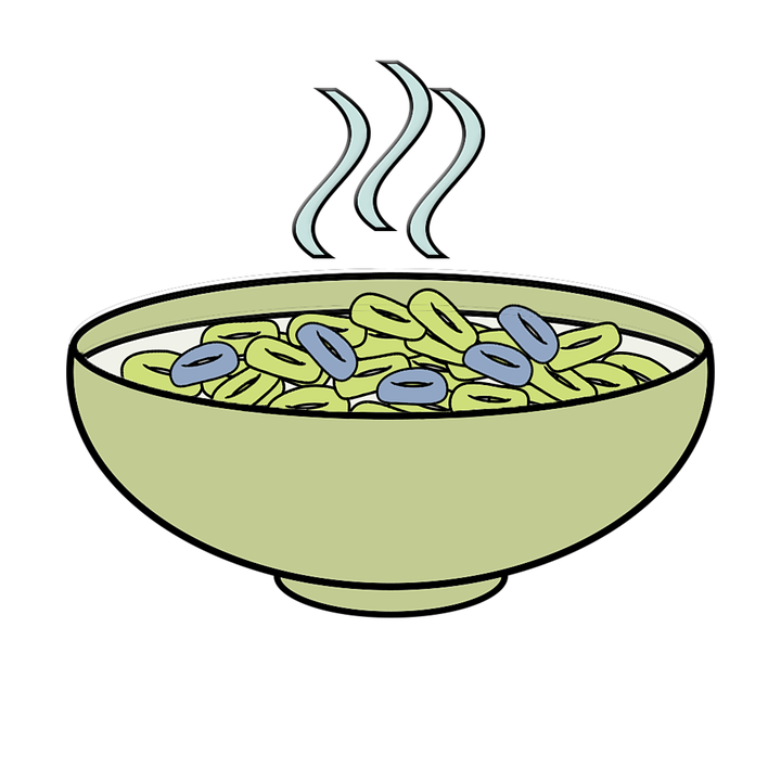 Bowl Of Cereal Clipart Free Download Clip Art.