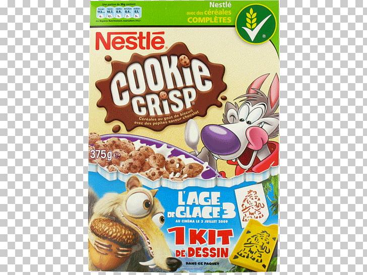 Breakfast cereal Cookie Crisp Muesli Nestlé, Cereales PNG.