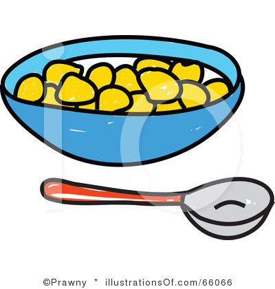 Cereal Clipart.
