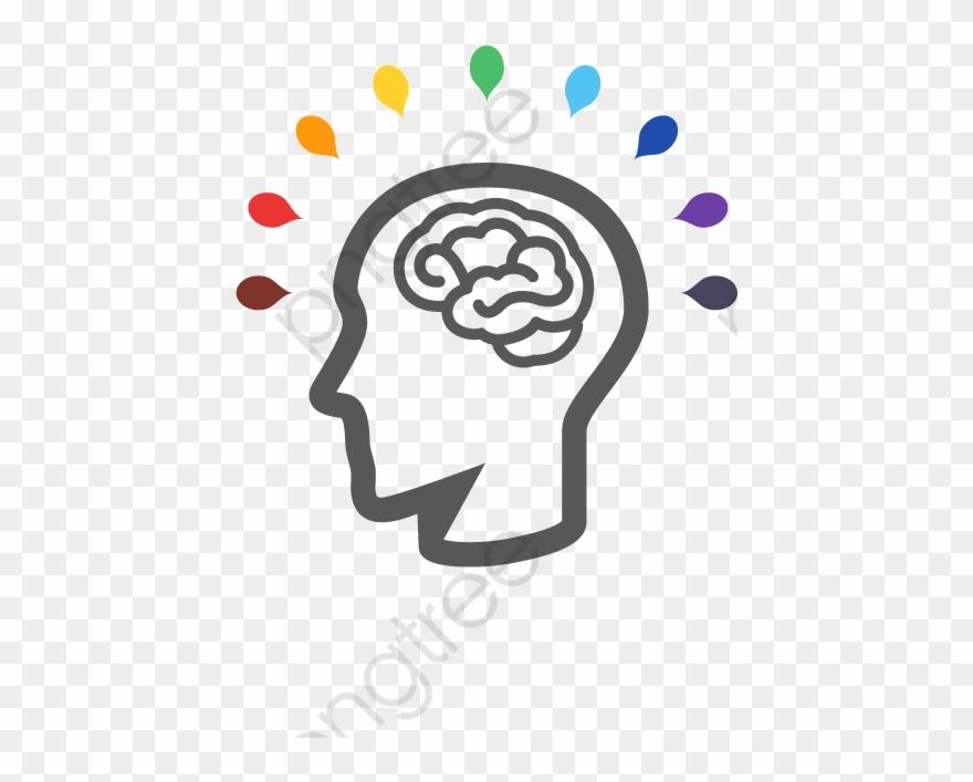 Brain Png Vector.