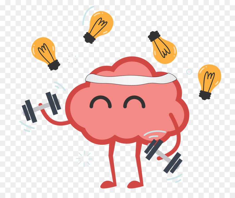 Cerebro, El Cerebro Humano, Dibujo imagen png.