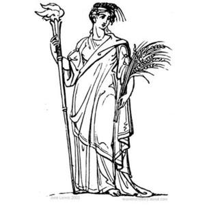 Demeter.