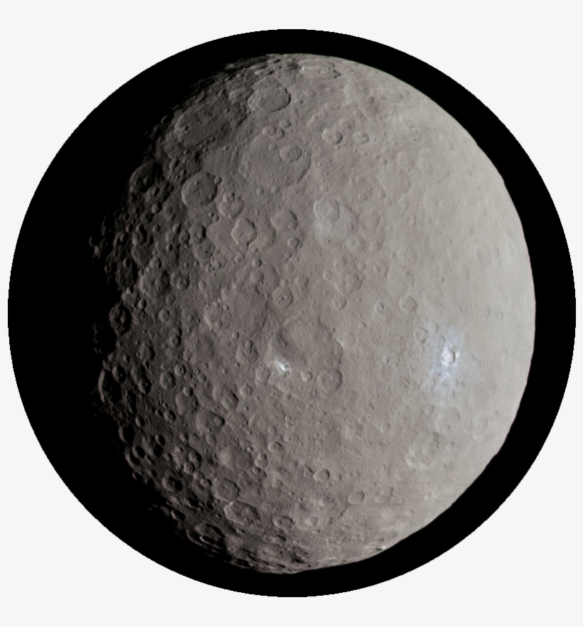 Ceres, A Dwarf Planet, Is The Largest Object In The.