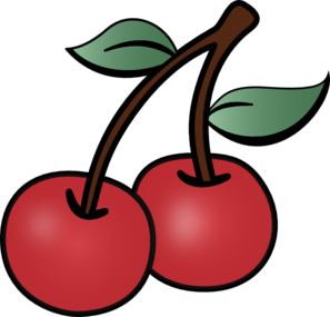 Cherry clipart 4 image #19190.