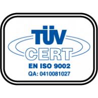 ISO TUV CERT.