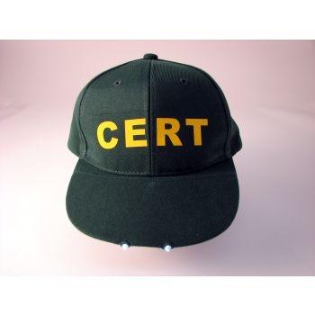 CERT Logo Baseball Hat.
