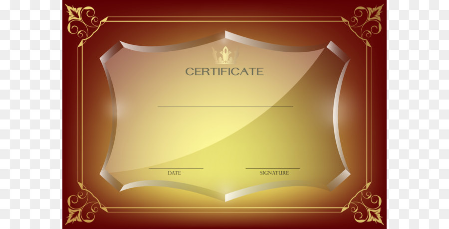 Certificate Background png download.