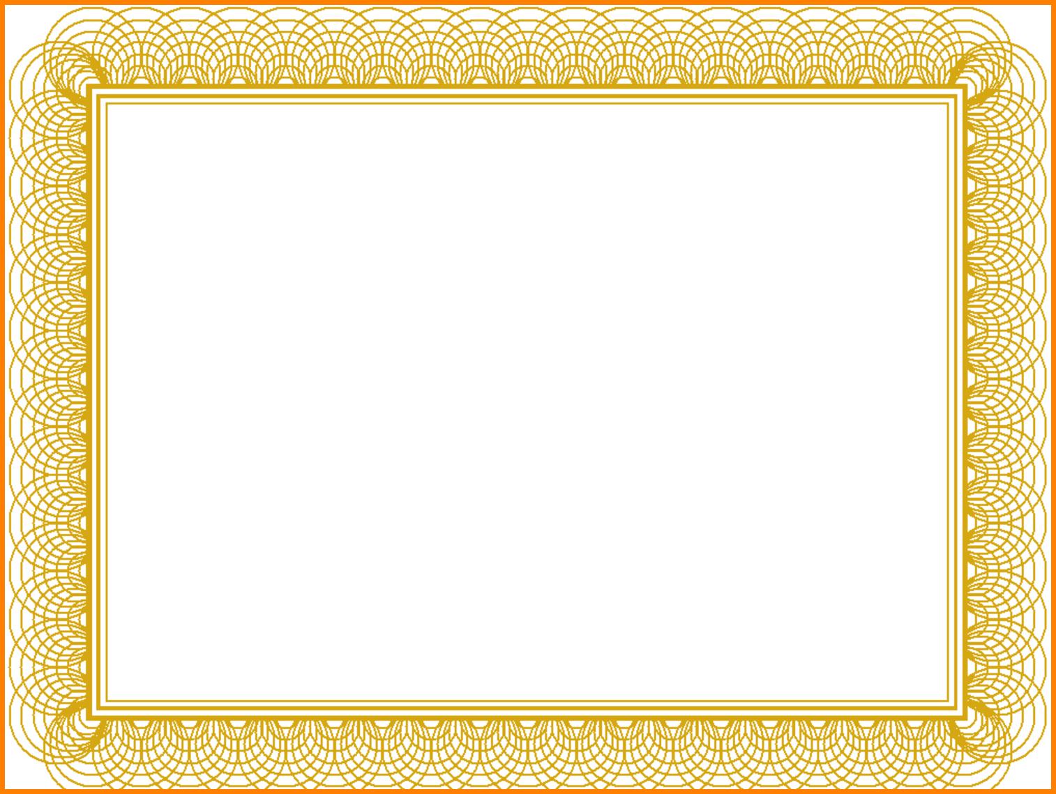 Certificate Background.