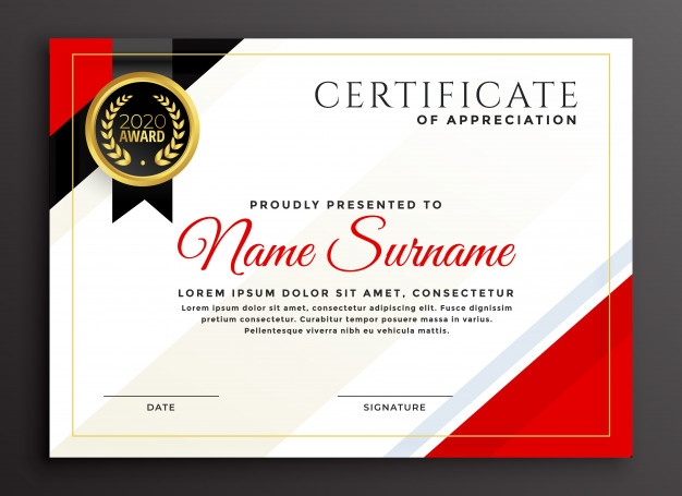 Certificate Backgrounds Vectors, Photos and PSD files.