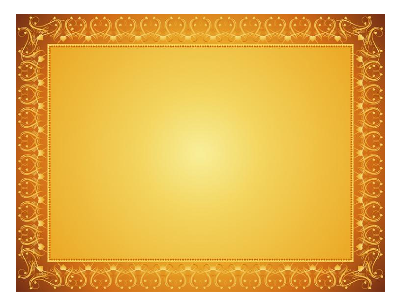 Certificate Template PNG Transparent Images.