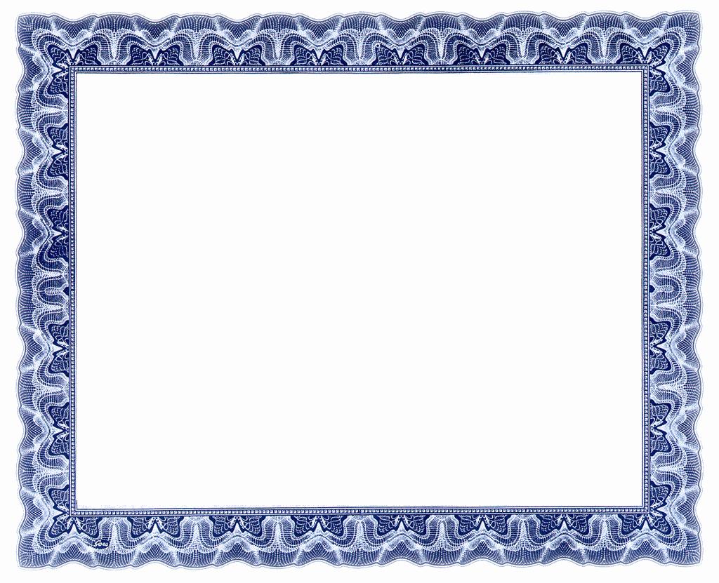 certificate border clipart clipground