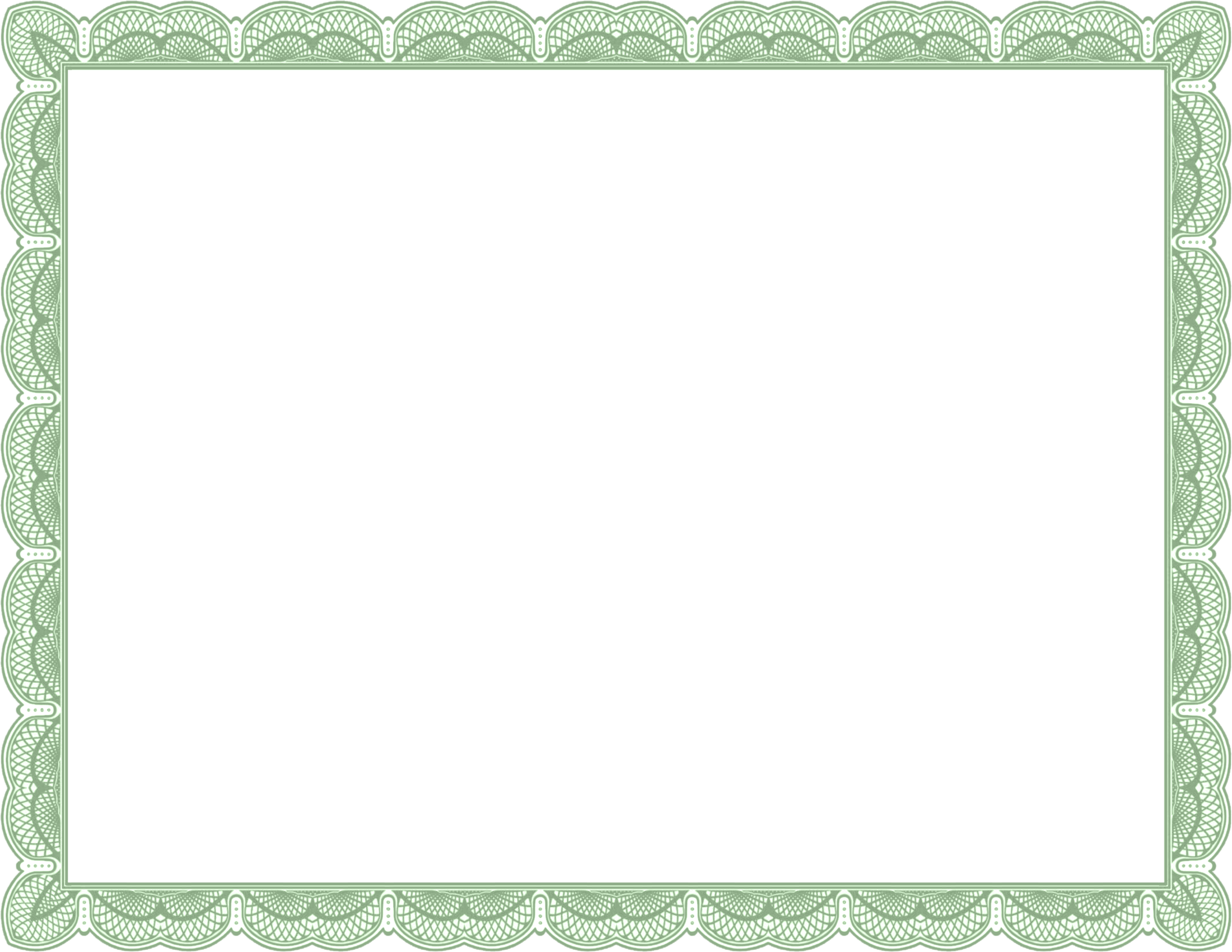Gift Certificate Border Transparent Png Clipart Free Download Ya.