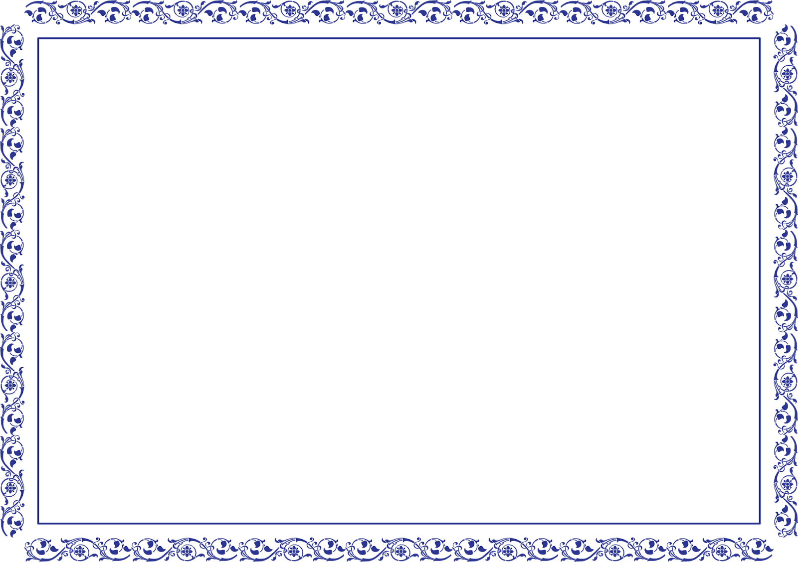 Image result for thin certificate borders.