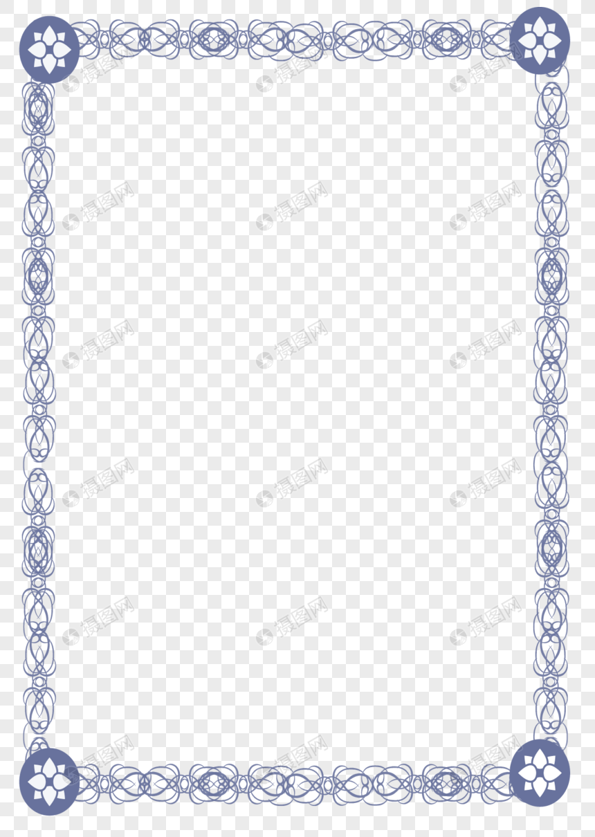 Certificate border png image_picture free download 400839254_lovepik.com.