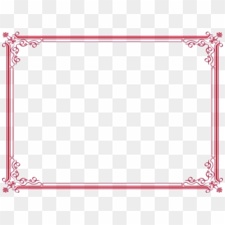 Free Certificate Border PNG Images.