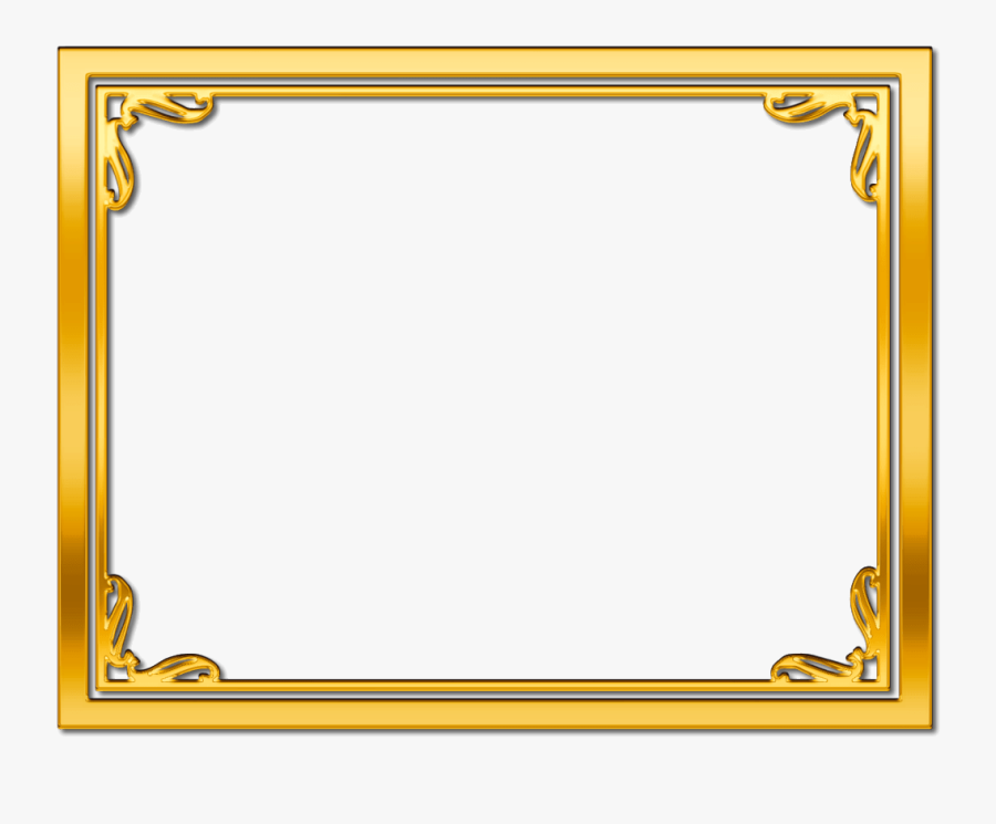 Certificate Border Png , Free Transparent Clipart.