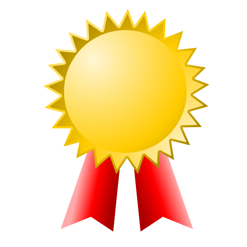 Free Clipart: Certificate.