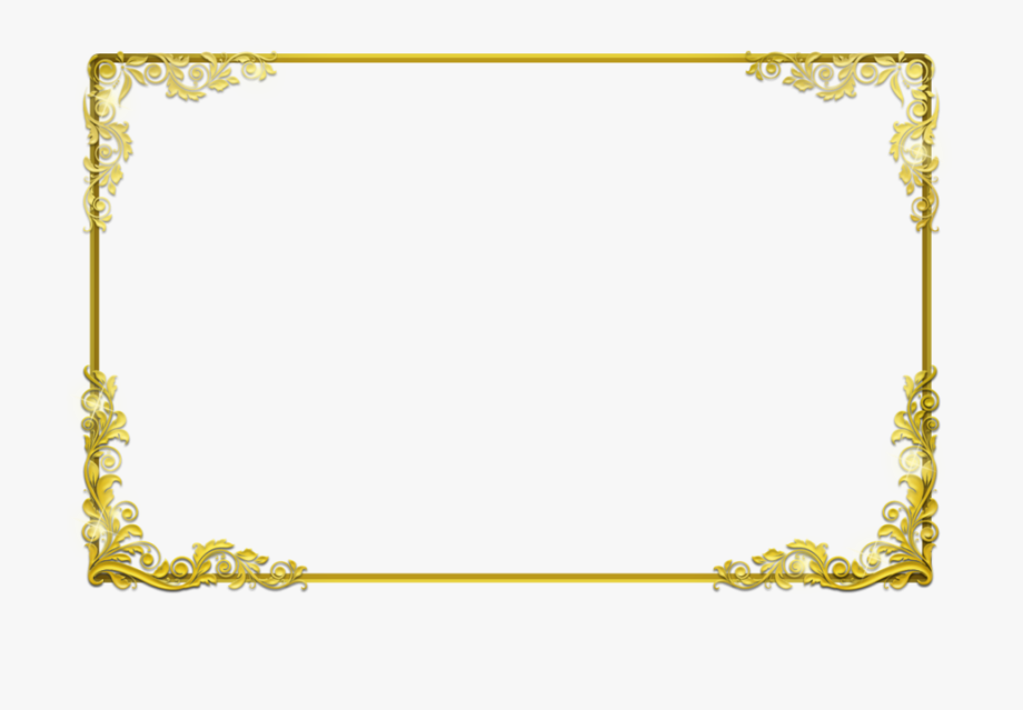 Rectangle Frame Png.