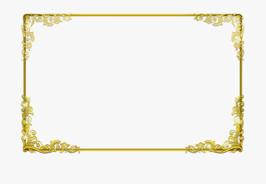 Rectangle Frame Png.