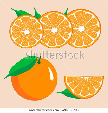 Orange Stock Photos, Royalty.