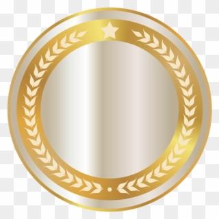 Free PNG Certificate Seal Clip Art Download.