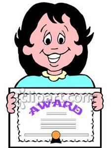 Clipart certificates award.