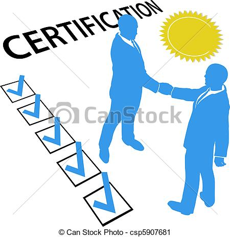 Certification Clipart and Stock Illustrations. 96,811.