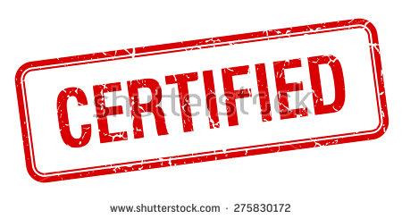 Certified Stock Photos, Royalty.