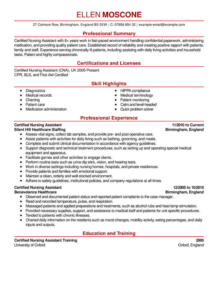 How To Write Awards In Resume