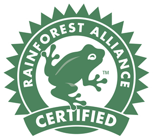 Rainforest Alliance Certified Logo Vector (.AI) Free Download.