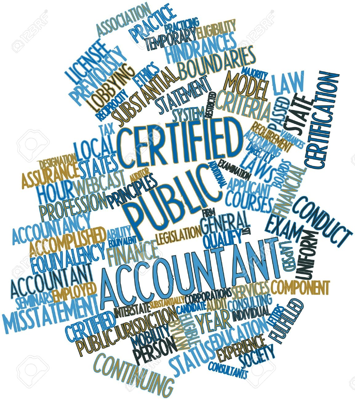 Certified public accountant clipart 3 » Clipart Station.