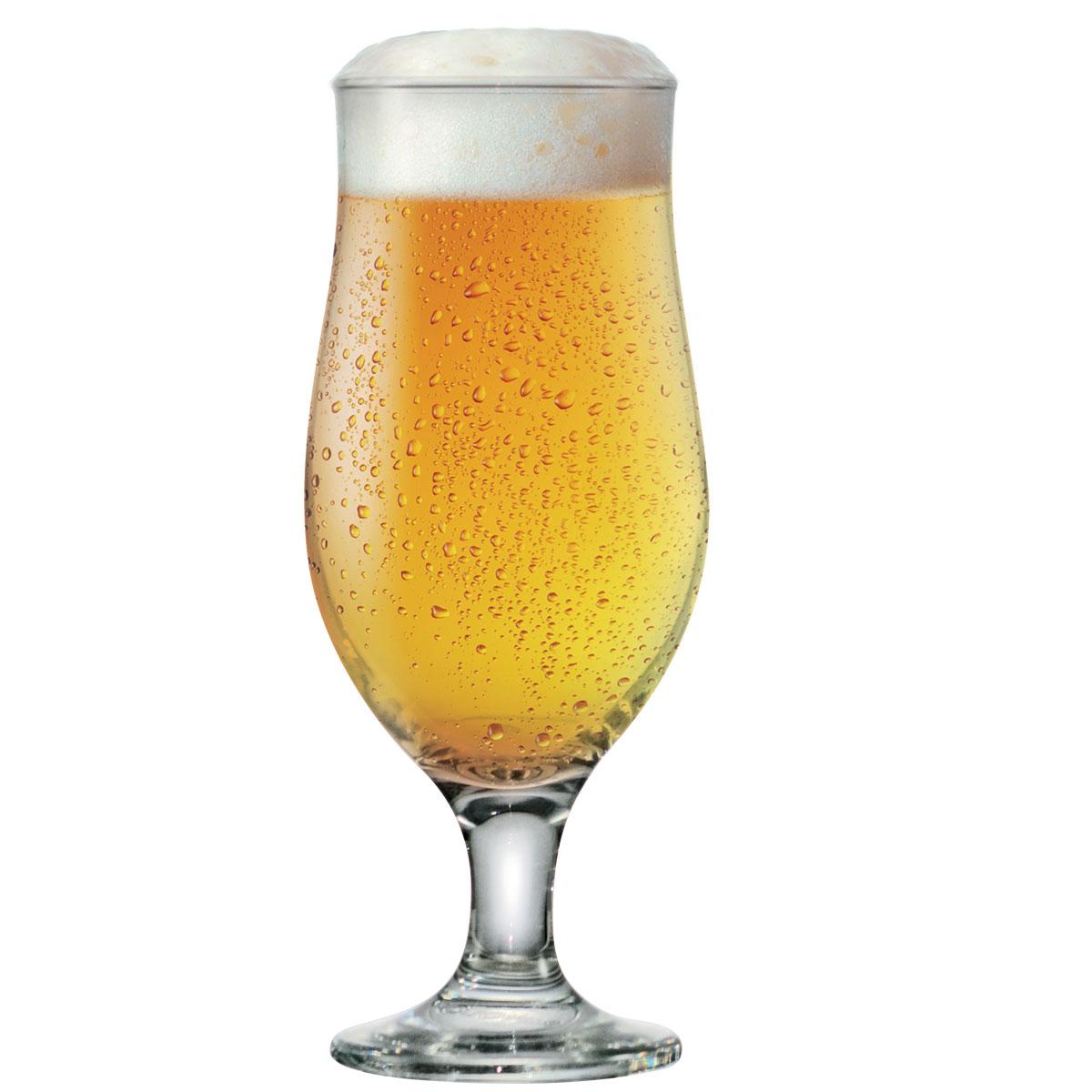 Taça Cerveja Royal Beer Vidro de 330ml.