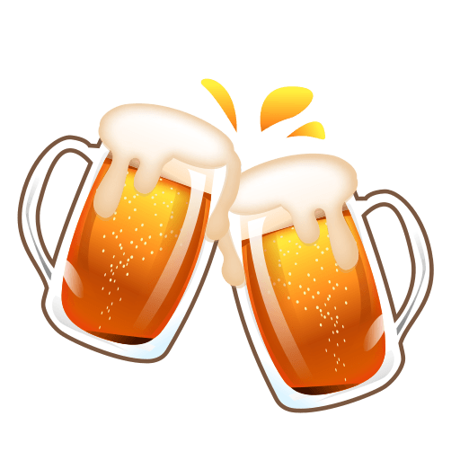 Emoji Cerveja Png Vector, Clipart, PSD.
