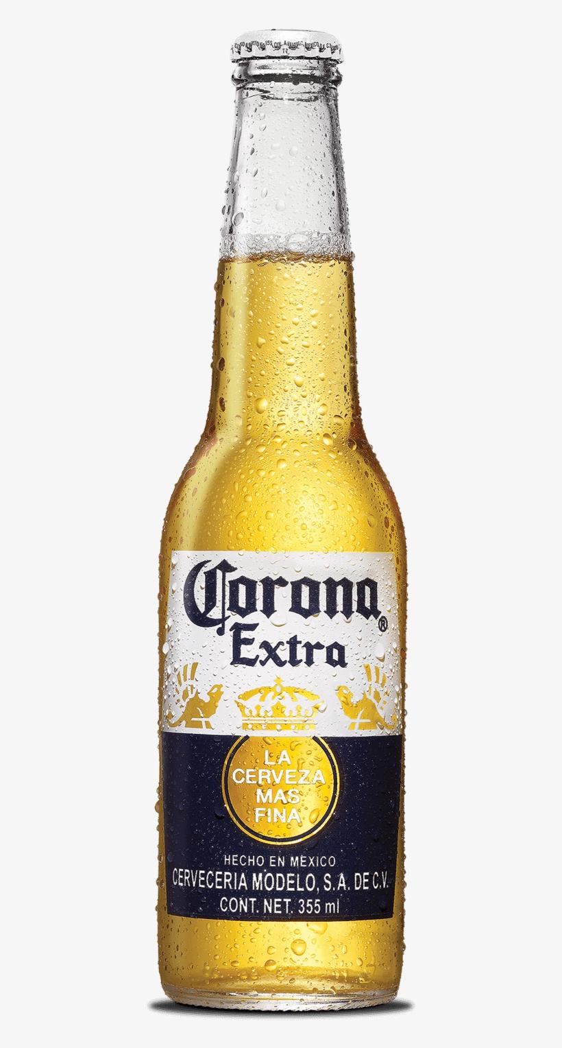 Cerveza Corona.
