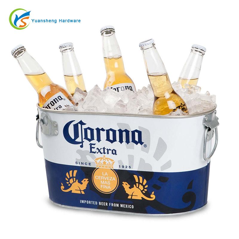 Corona Extra Beer Ice Bucket Tub.