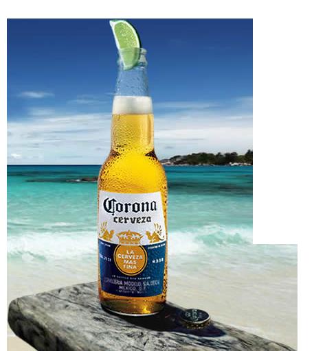 Cerveza Corona Png Transparente Vector, Clipart, PSD.