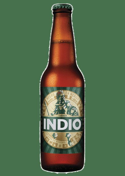 Indio Cerveza.